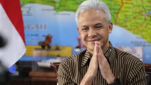 Ganjar Pranowo Dapat Angin Segar Lagi untuk Pilpres, Ini Buktinya
