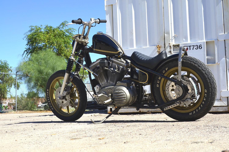 Haifley Bros Buell Ironhead Chopper