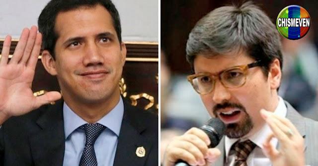 Freddy Guevara quiere desmentir a MariCori pero no puede porque no estuvo en la reunión Privada
