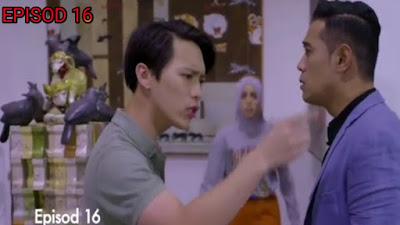 Tonton Drama Jujurlah Nikahi Aku Episod 16