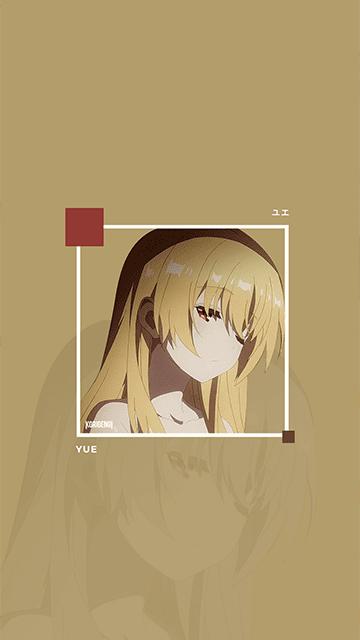 Yue - Arifureta Wallpaper