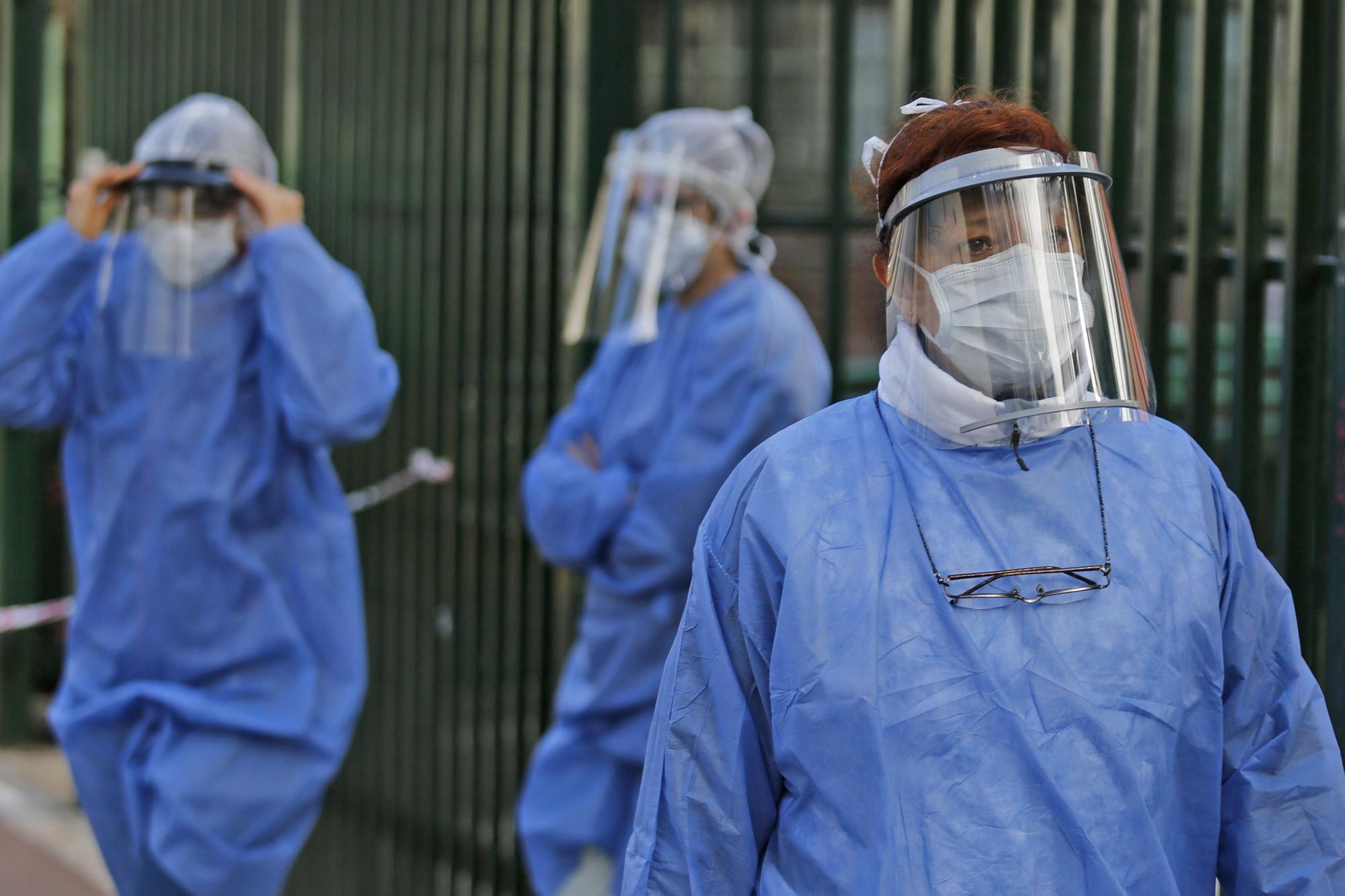 Coronavirus en Argentina: Otras 298 personas murieron y 21.220 fueron reportadas con COVID-19 en las últimas 24 horas