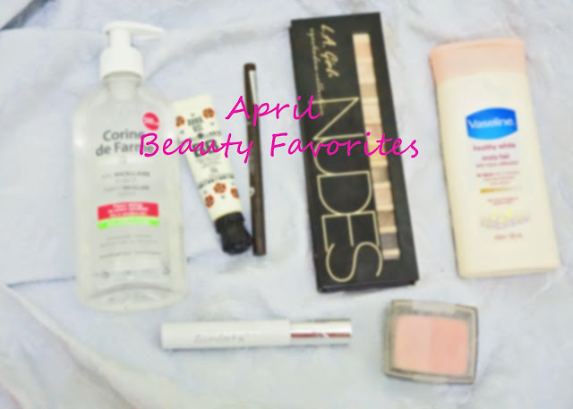 April-beauty-favorites