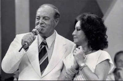 Ayrton Rodrigues e Lolita Rodrigues  - década de 70