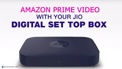 jiofiber set top box plans