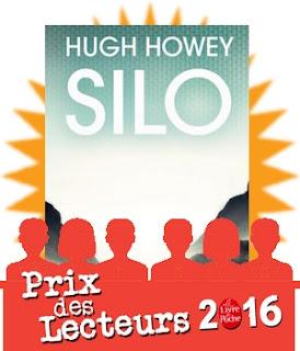 prix des lecteurs livre de poche 2016 avis chronique critique Silo Howey