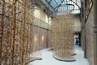 Expo : Hanging Garden, Jardin Suspendu, une installation de Kris Ruhs à la galerie Azzedine Alaïa - Jusqu'au 27 décembre 2015