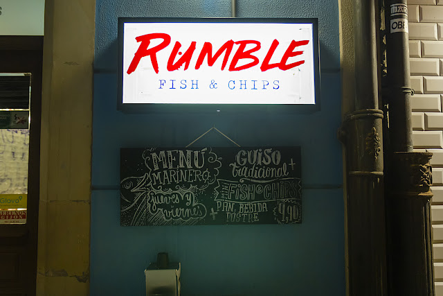 Rumble Fish and Chips