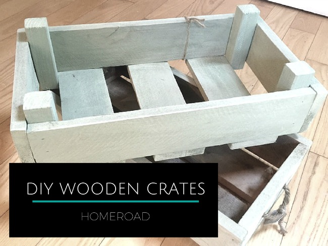 How to build your own wooden crates www.homeroad.net