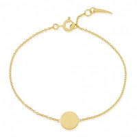 Tembo Pembe 18ct Yellow Gold Vermeil Bracelet