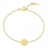 Tembo Pembe 18ct Yellow Gold Vermeil Bracelet