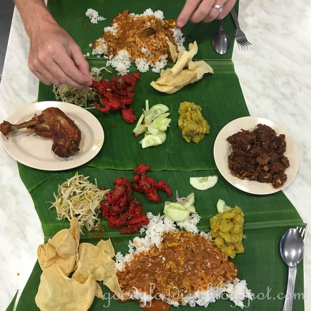 Goodyfoodies Raj S Banana Leaf Bangsar Kl