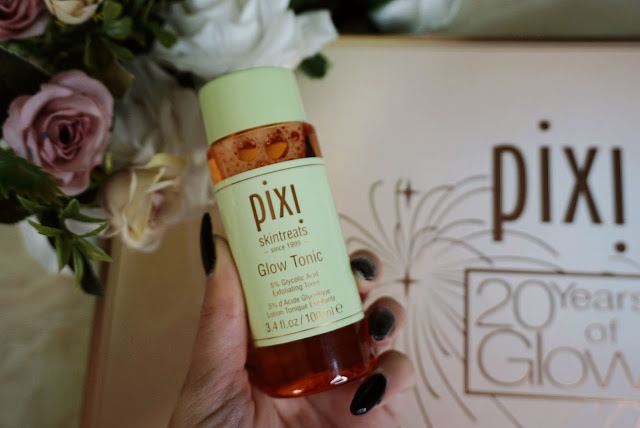 Pixi Beauty Glamour Acne award winner Glow Tonic