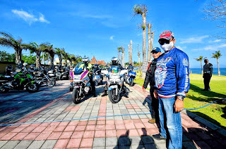 Bamsoet Minta Komunitas Motor Besar Indonesia (MBI) Turut Bangkitkan Sektor Pariwisata