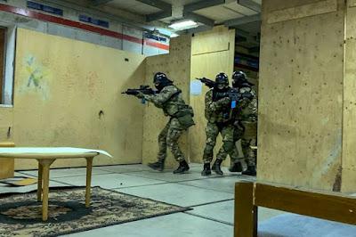 Reggimento Trieste Urban Operations