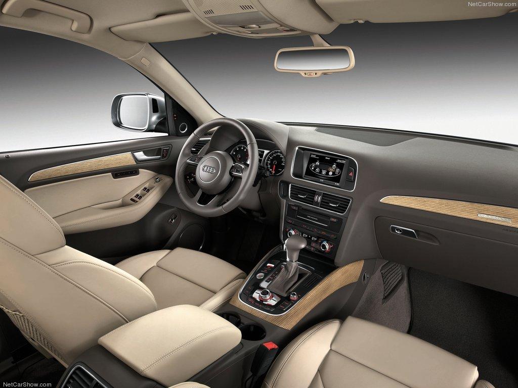 Audi-Q5_Interior_2013_Best Luxury SUV