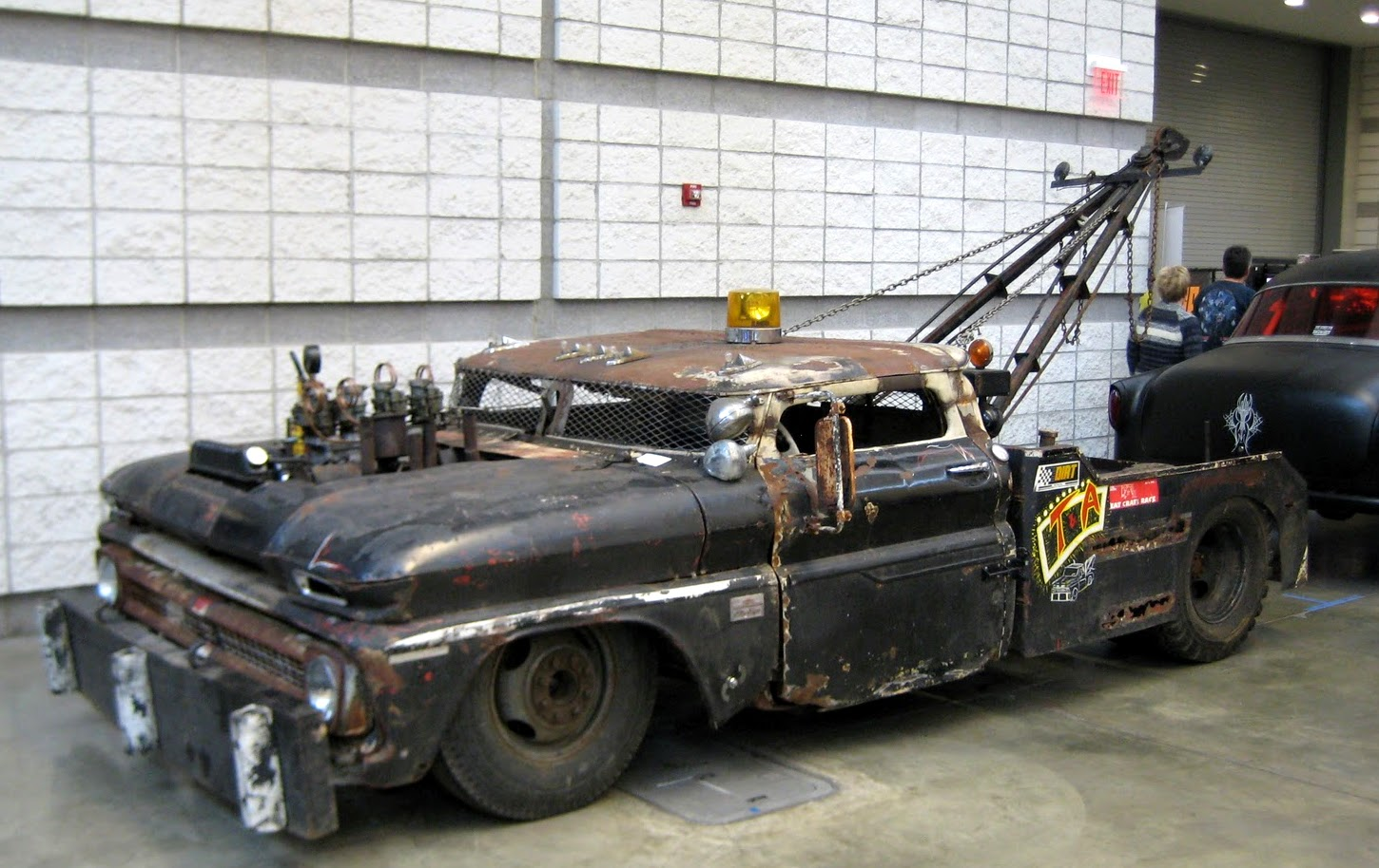 Rigs Of Rods Packs Old Car