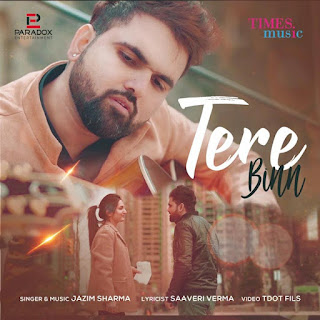 Tere Bin Lyrics - Jazim Sharma New Song 2019