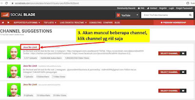 2. cara melihat penghasilan youtube