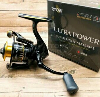 reel ultralight ryobi ultra power 800