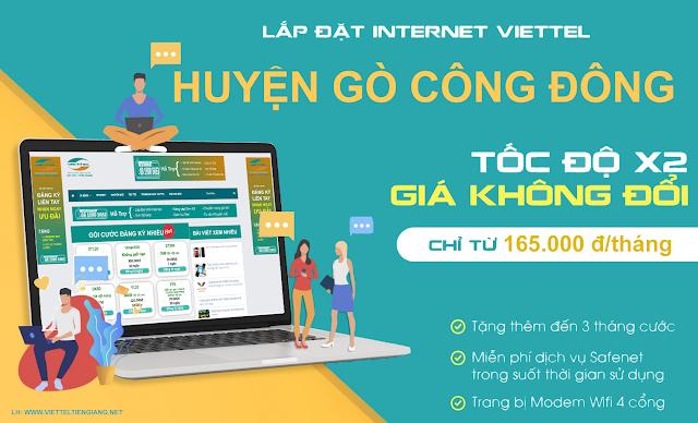 Lắp Đặt Internet Cáp Quang Gò Công Đông Tiền Giang