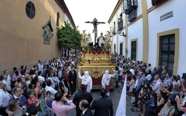 Retransmisión del Miércoles Santo en la principales ciudades de Andalucía