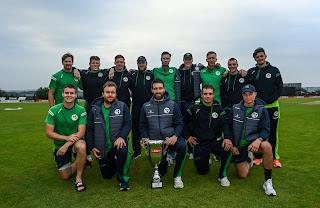 Zimbabwe tour of Ireland 5-Match T20I Series 2021