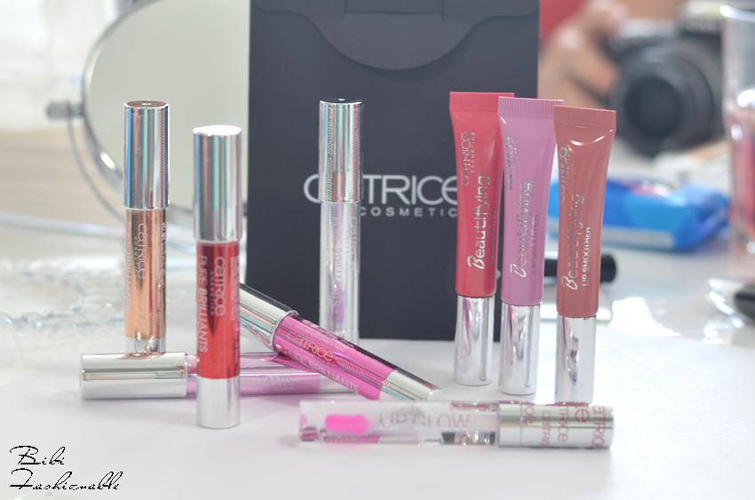 Catrice Blogger Event neue Lippenprodukte