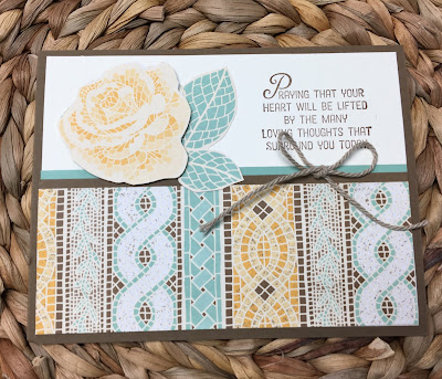 Stampin' Up!, Mosaic Mood, www.stampingwithsusan.com, Sneak Peek 2019-2020 Catalog
