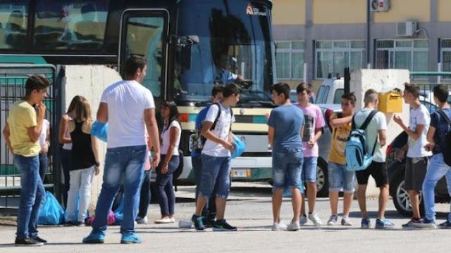 Την ερχόμενη Δευτέρα ξεκινά η μετακίνηση μαθητών