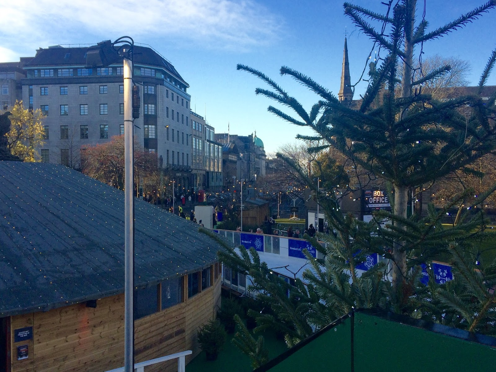 St Andrews Square December 2016
