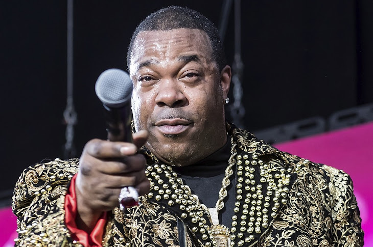 Busta Rhymes Swings On A Guy For Insulting Him