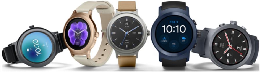"""افضل الساعات الذكية التي تعمل بنظام التشغيل """"wear OS"""" -أندرويد  وير"""