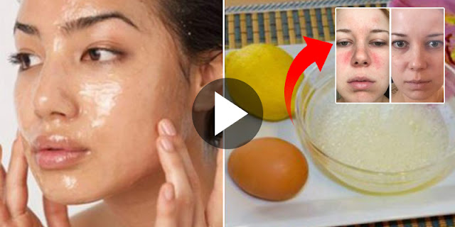 Look Younger - A Natural Facelift Mask That Left Plastic Surgeons Speechless!