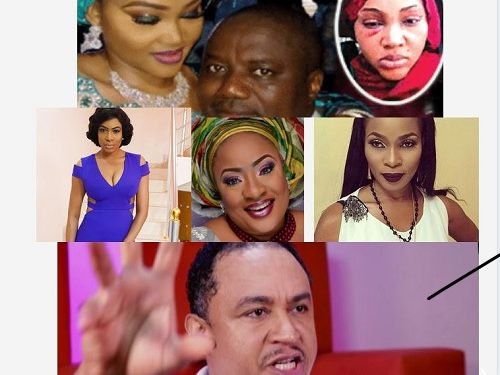 Nigerian celebrities who are victims of domestic violence