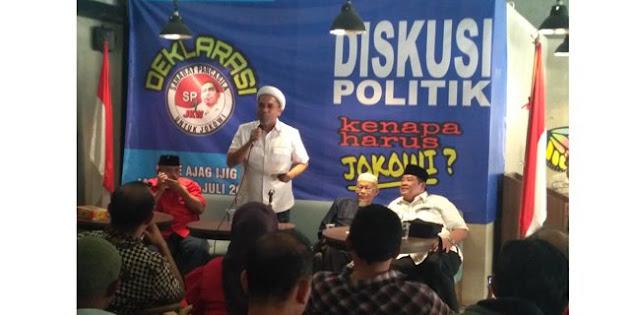 Ngabalin Ingatkan Ulama Tidak Ikut Politik Praktis, Ingat baik-baik