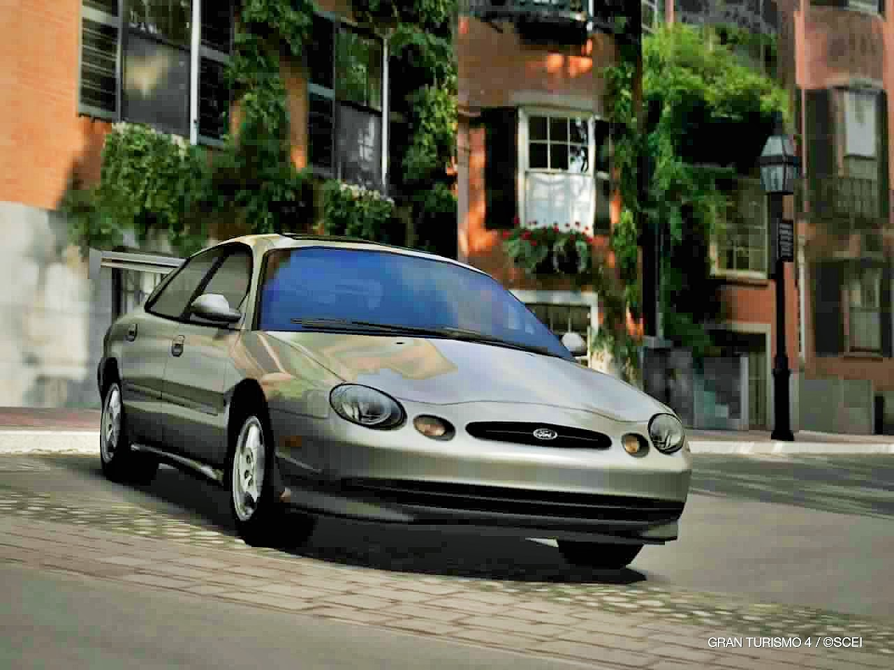 Gran Turismo Photo Dump: GT4 1998 Ford Taurus SHO
