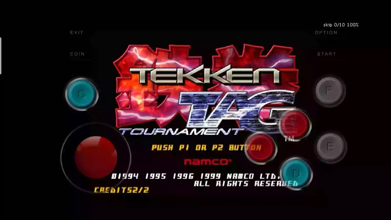 Tekken Tag Tournament For Android Apk Mame Rom Download