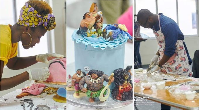 The Cake Fair 2019 offers free master classes at La Palm Royal Beach Hotel; register now