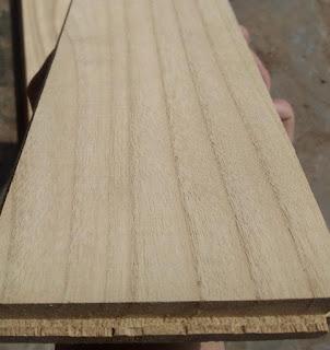 Produk kayu sungkai