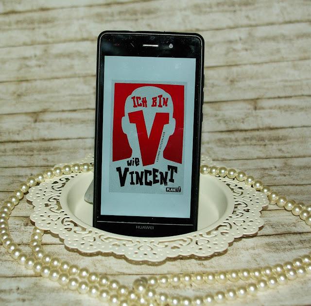 [Books] Lucinde Hutzenlaub - Ich bin V wie Vincent