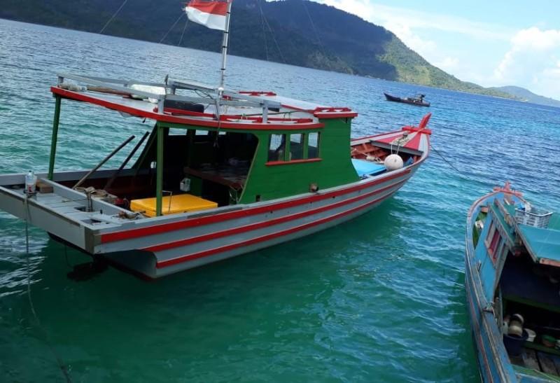 Alhamdulillah, 3 Nelayan Anambas yang Dikabarkan Hilang Sudah Pulang dengan Selamat