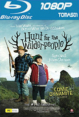 Hunt for the Wilderpeople, a la caza de los ñumanos (2016) BDRip 1080p DTS