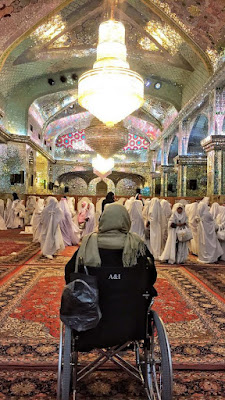 In this ceremony students celebrate their transition from a child to a mature being, meaning that they are at responsible age and have to perform religious duties in Islam such as wearing Hijab, saying prayers and fasting.