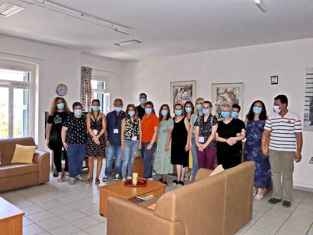 Ναύπλιο: Τεστ για Covid - 19 στο Κέντρο Ανοιχτής Προστασίας Ηλικιωμένων