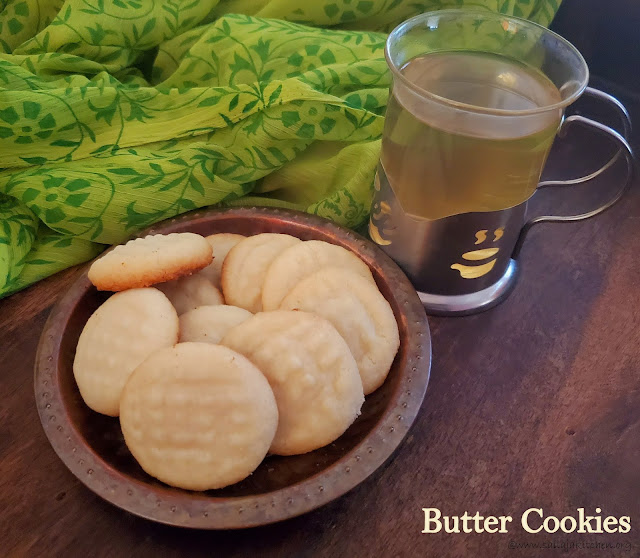 images of Butter Cookies / Easy Butter Cookies / Homemade Butter Cookies