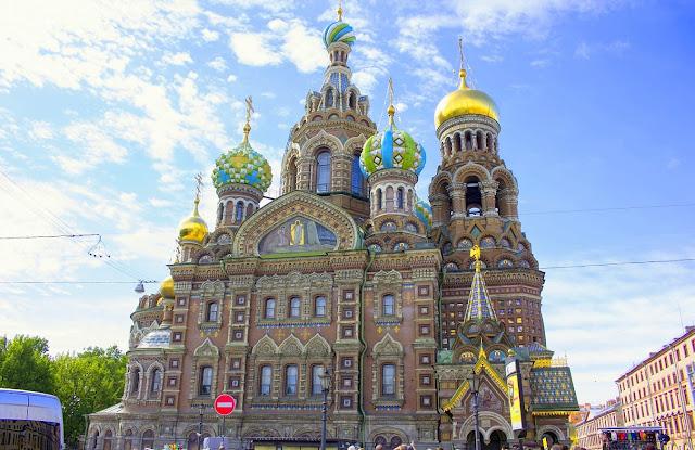 viagem russia petersburgo