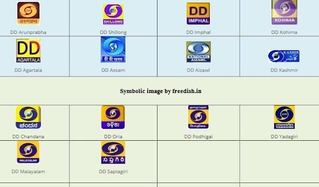 राज्यों के दूरदर्शन चैनल अब 24x7 स्वयं का नियमित प्रसारण करेंगे