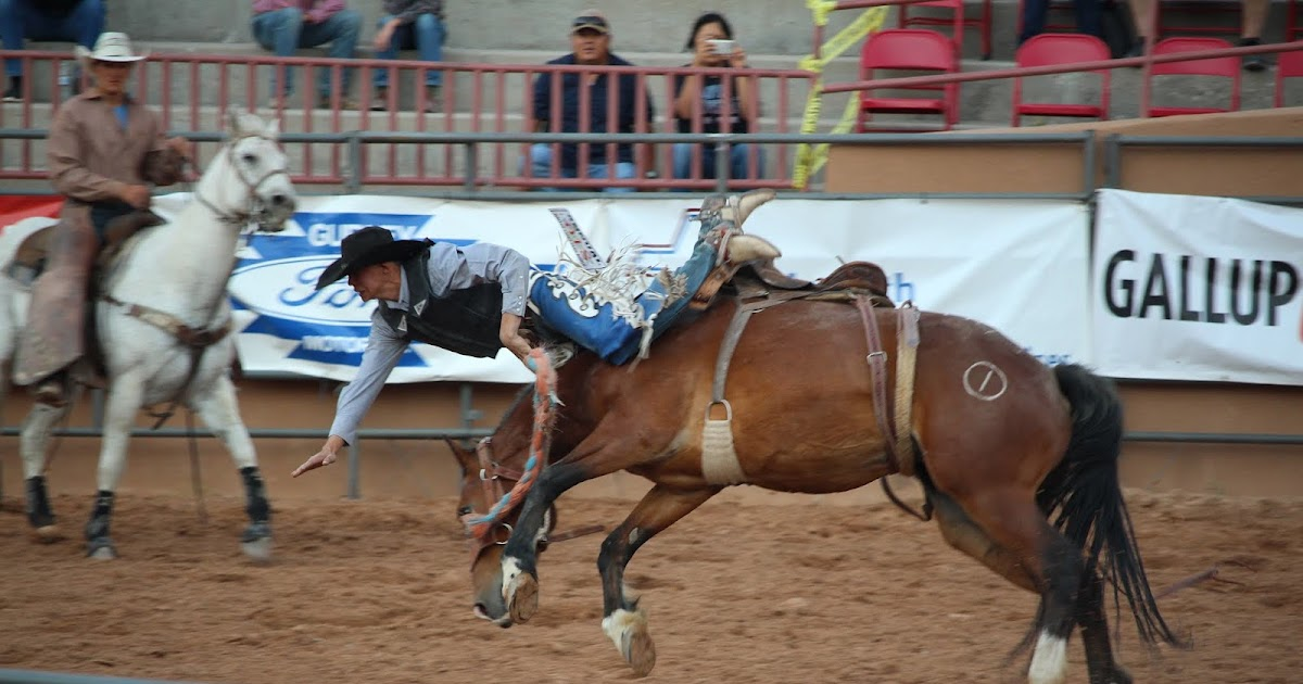 2019 Gallup Lions Club Rodeo