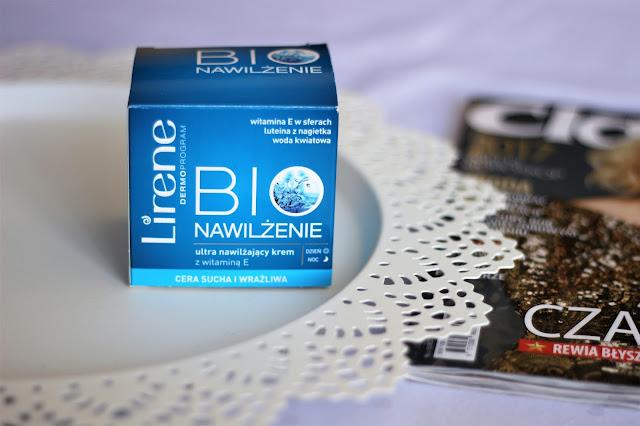 Lirene Dermoprogram Bio Nawilżenie - krem do twarzy suchej i wrażliwej